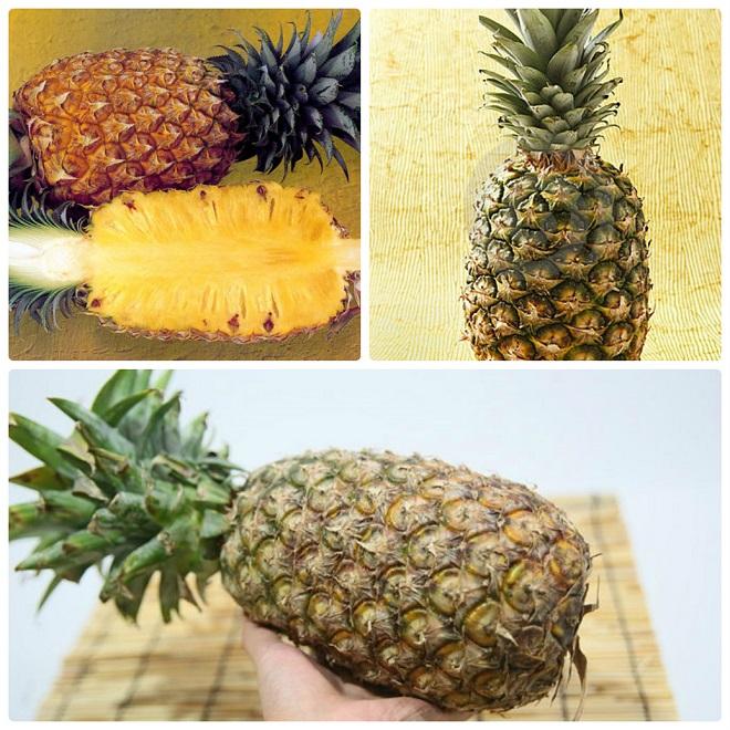 Как выбрать ананас?