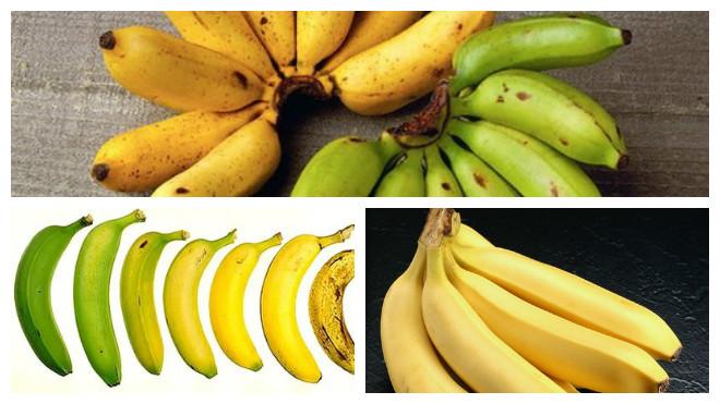 Как выбирать бананы