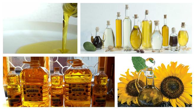 Правила хранения нерафинированного подсолнечного масла