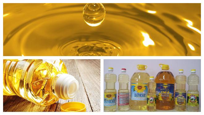 Как хранить рафинированное масло