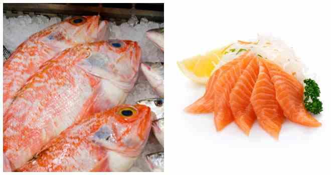 рыба хранение