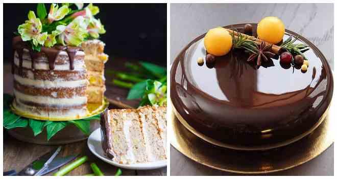 выбор торта