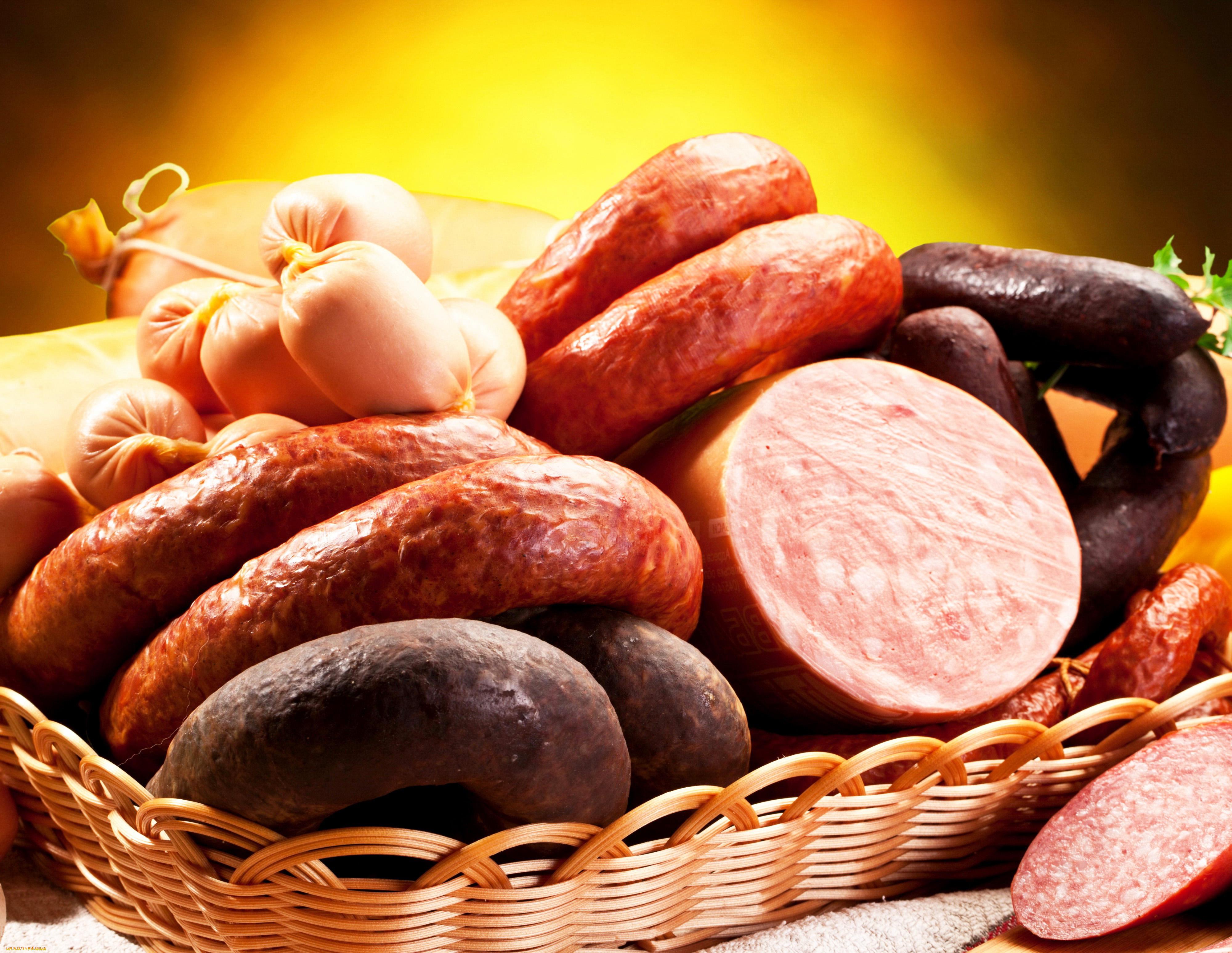 Хранение колбасы
