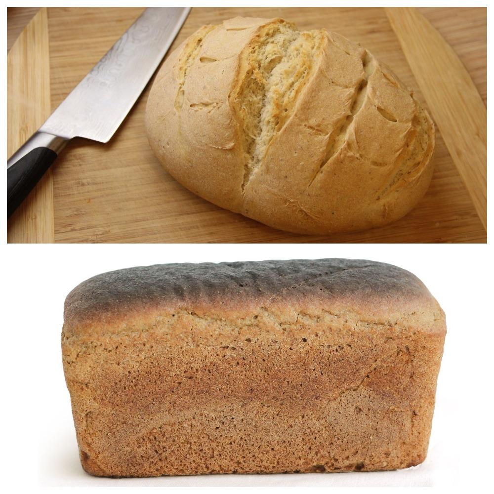 Как хранить хлеб в холодильнике