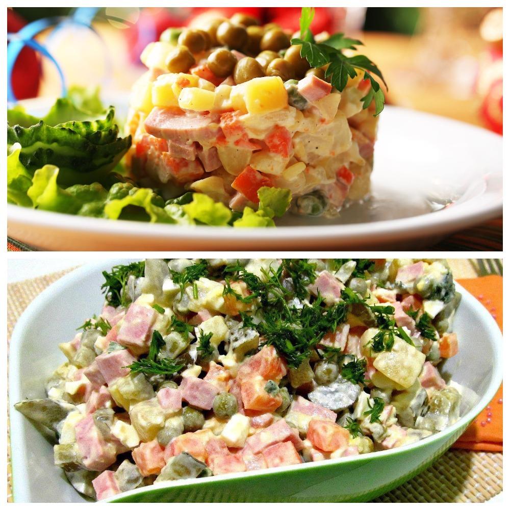 Срок хранения салатов