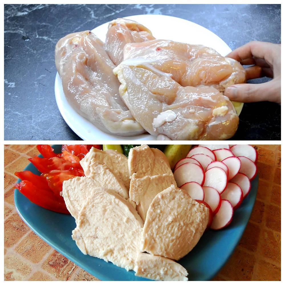 Как понять, сколько хранится вареная курица в холодильнике