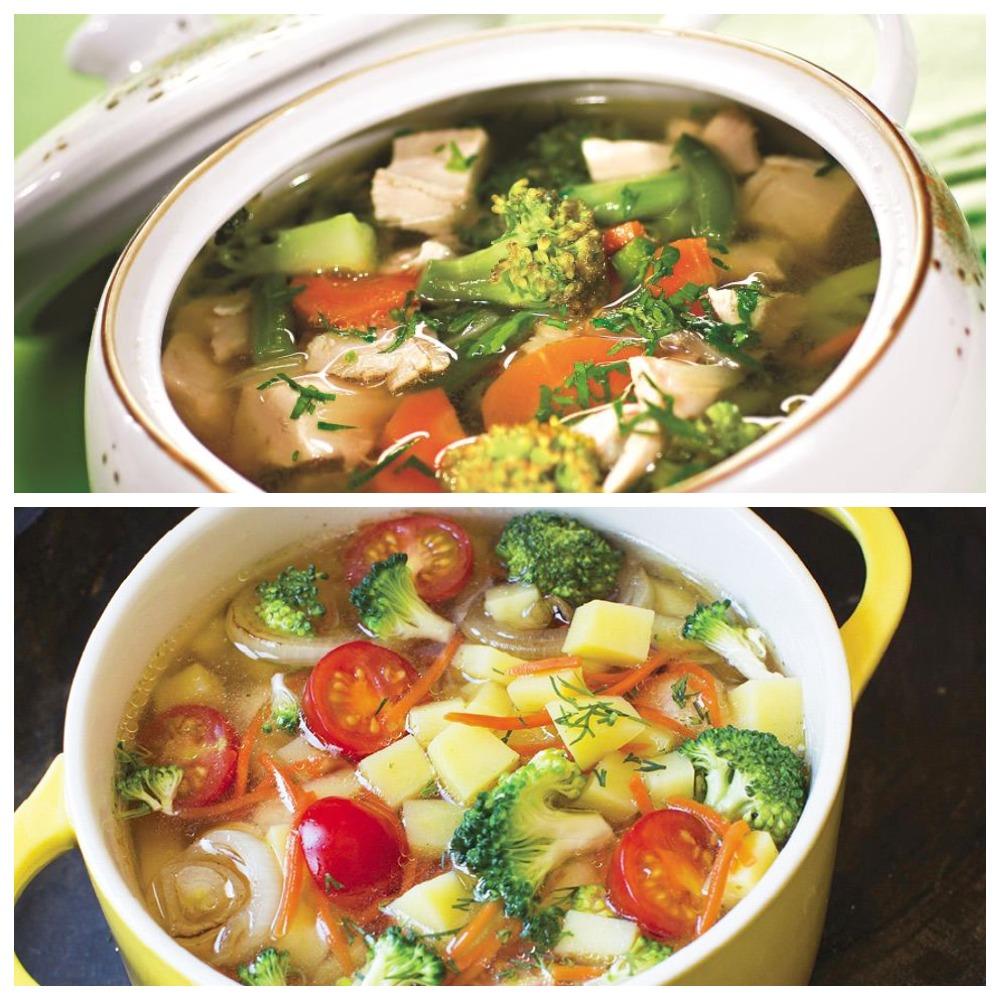 Сколько хранится суп