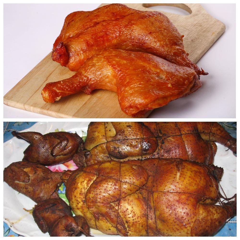 Сколько можно хранить в холодильнике копченую курицу