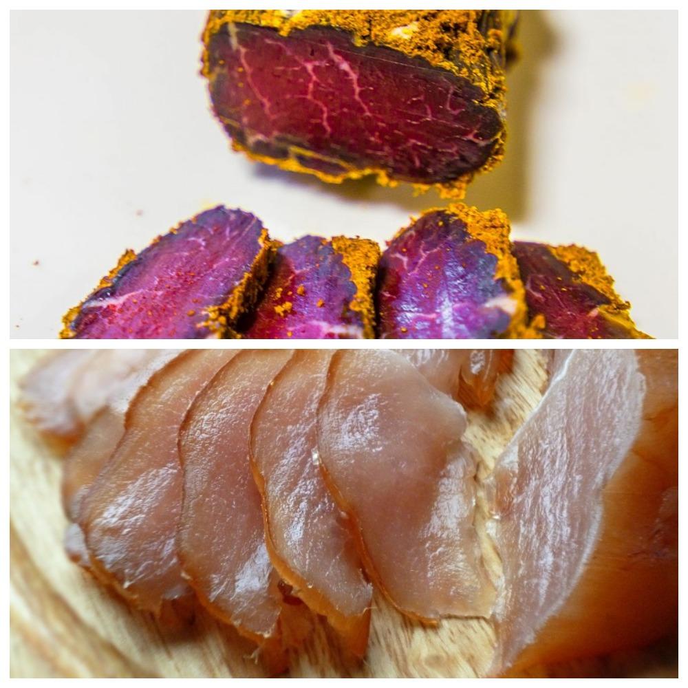 Как хранить вяленое мясо