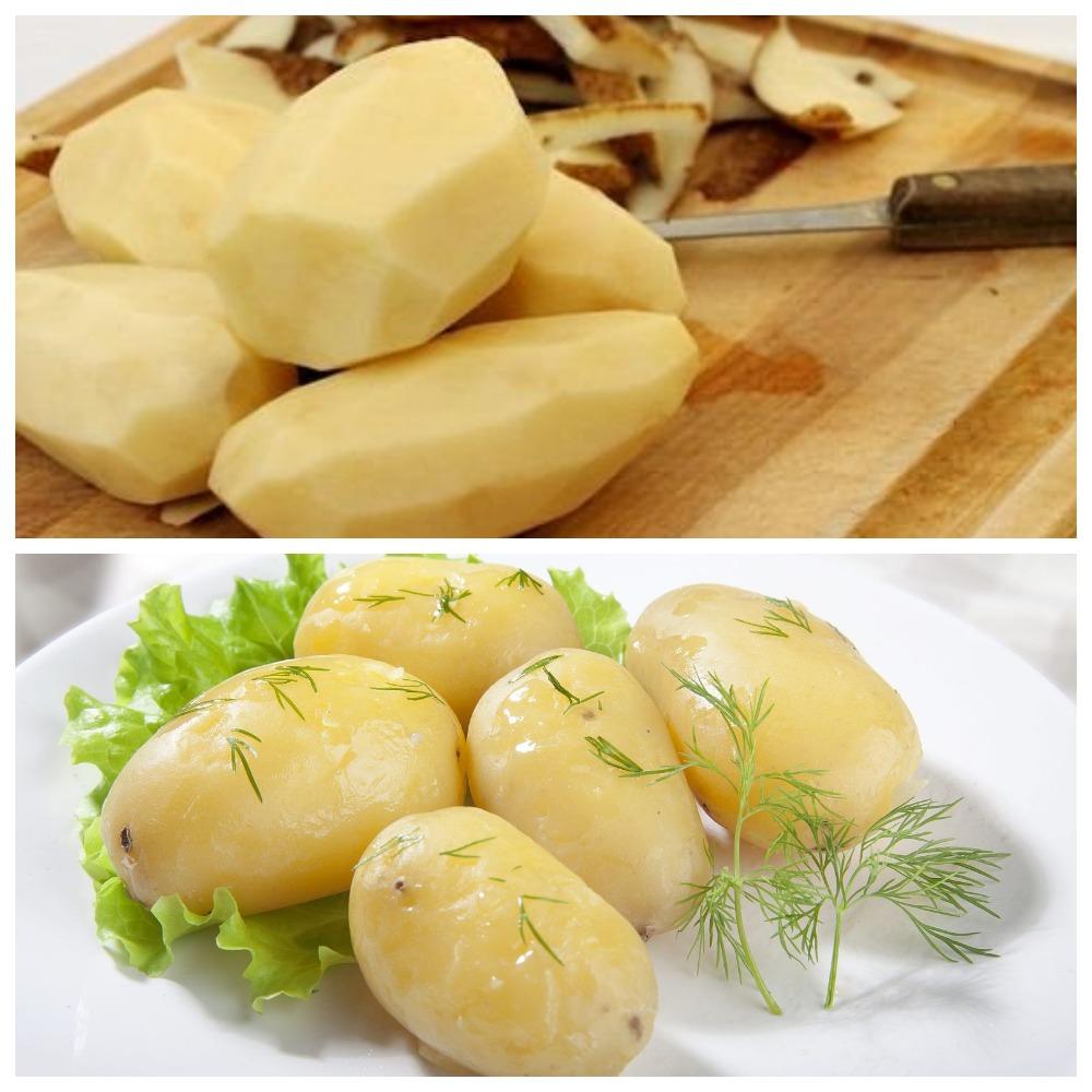 Как и сколько хранится вареная картошка в холодильнике?
