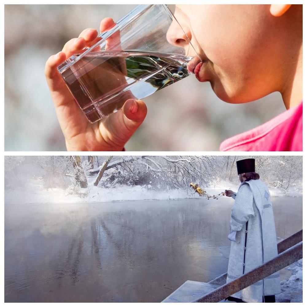 Сколько и как хранится святая вода