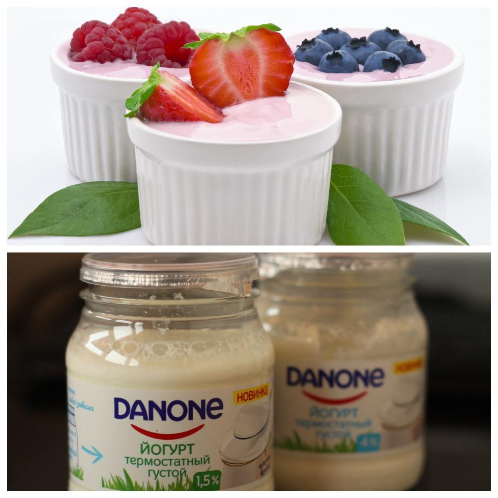 Срок годности йогурта - домашнего и магазинного