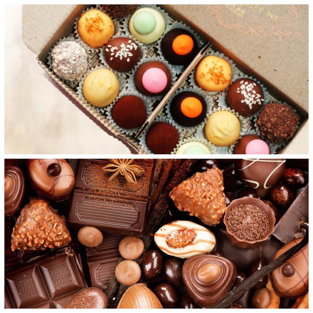 Условия и сроки хранения различных конфет