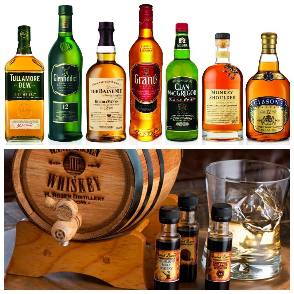 Как правильно хранить виски