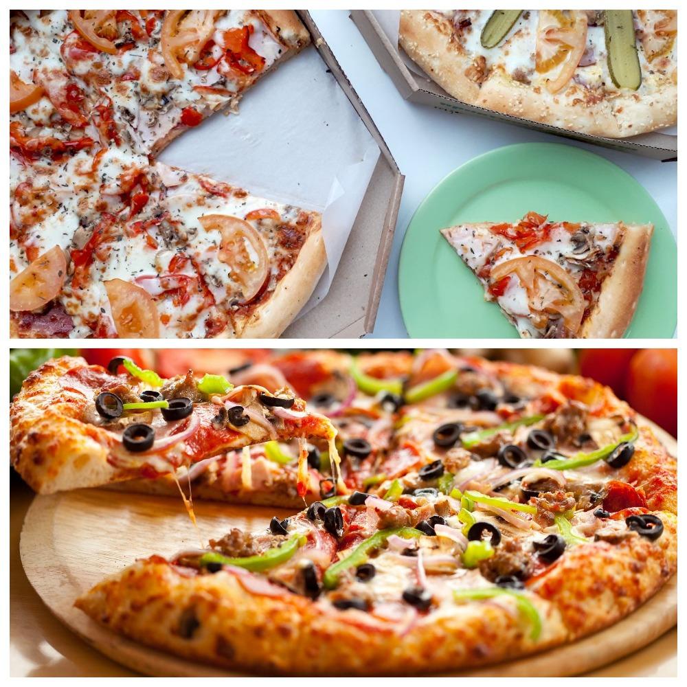 Сроки годности пиццы