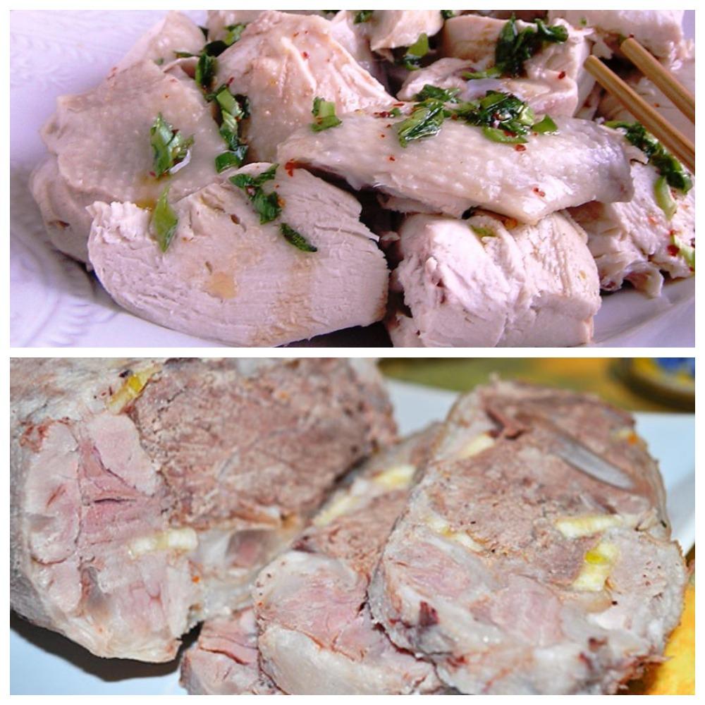 Сколько хранится вареное мясо