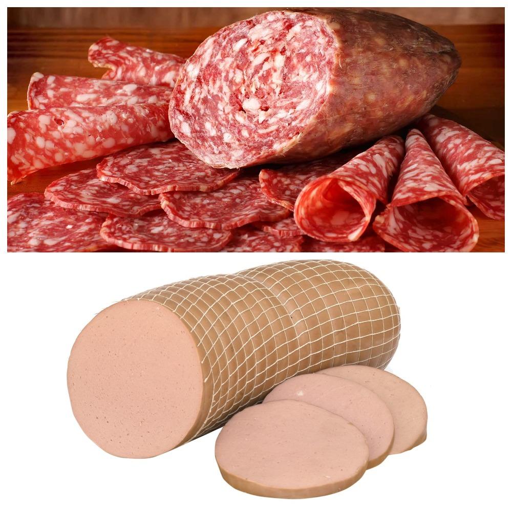 Как замораживать колбасу