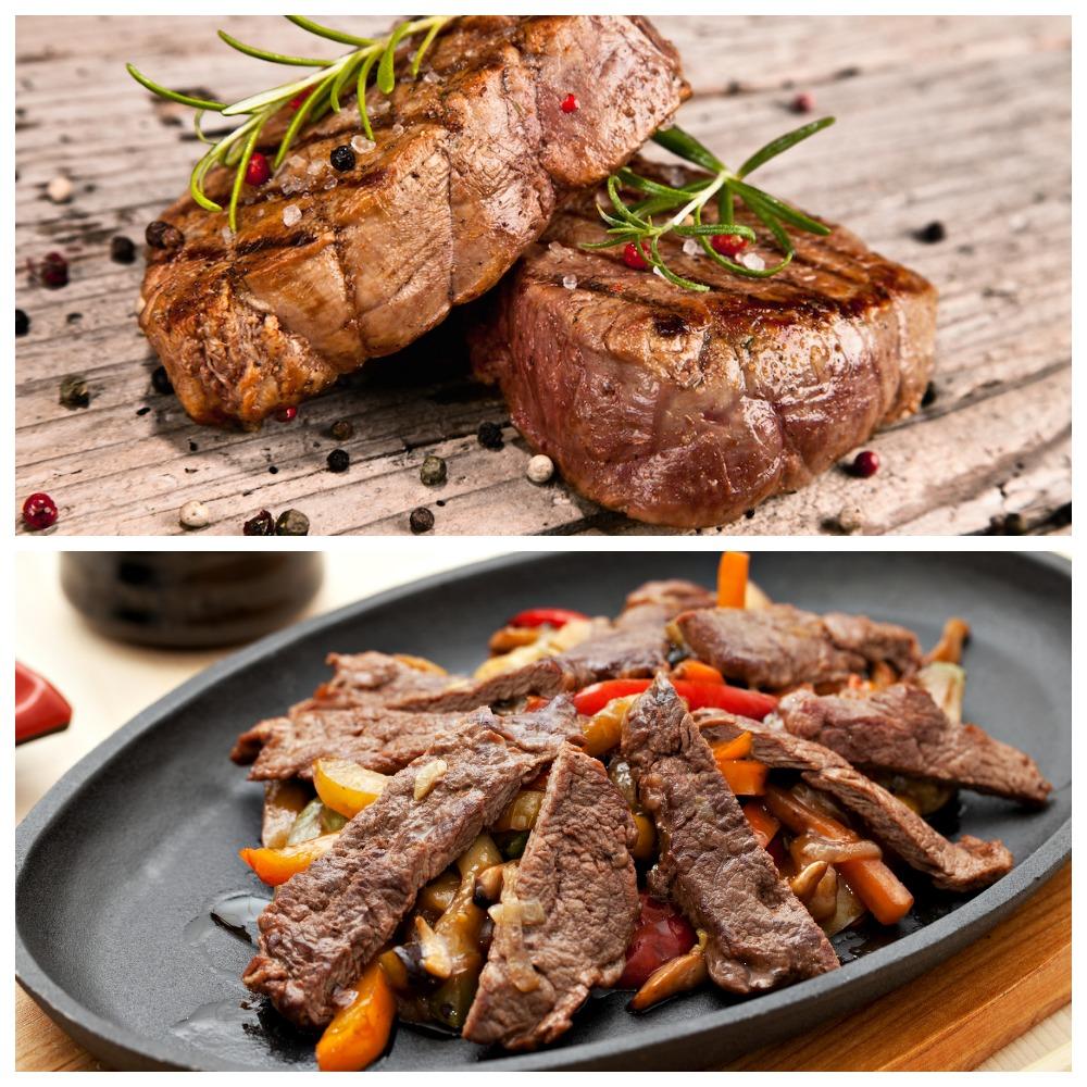 Сколько хранить жареное мясо