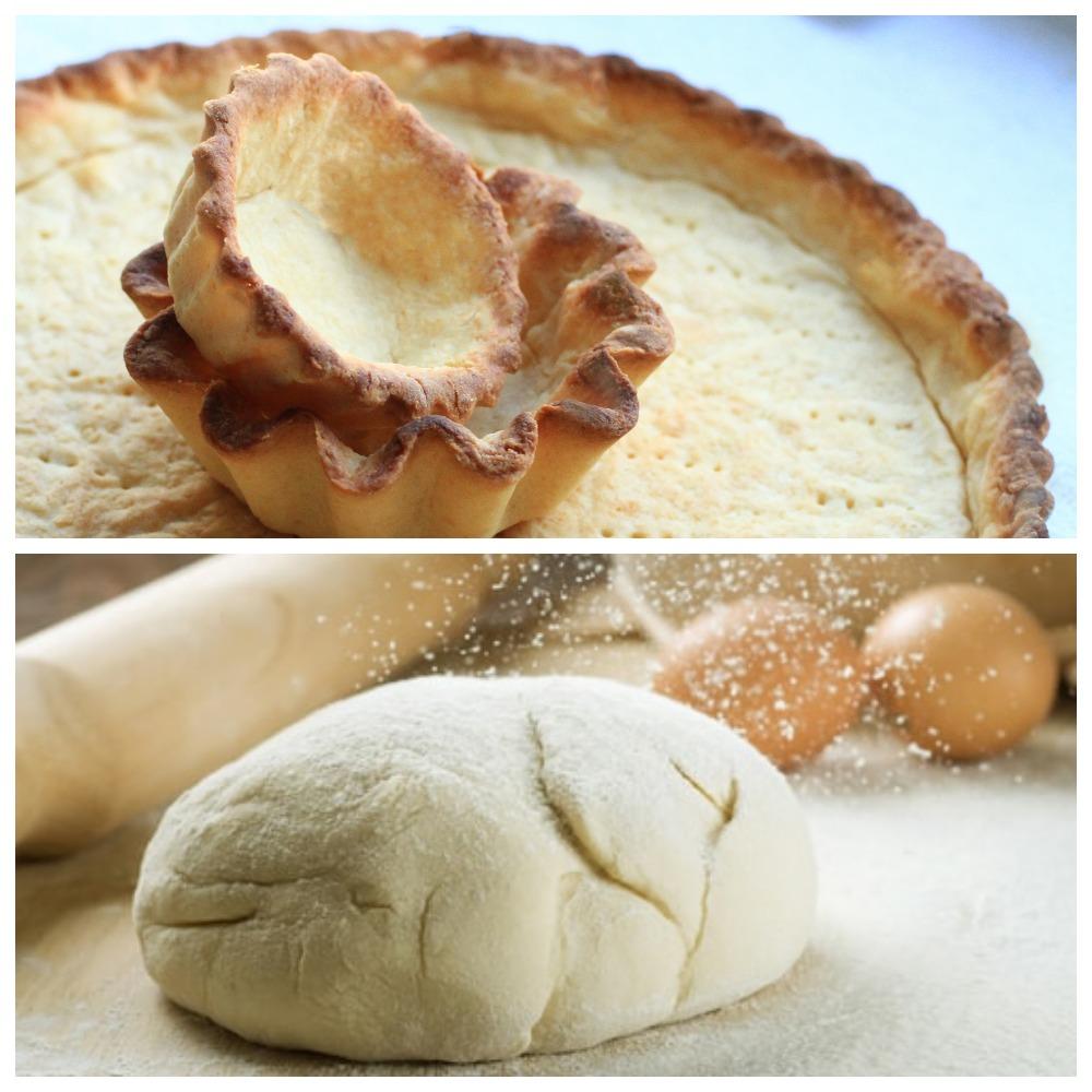 Сколько хранится в холодильнике песочное тесто
