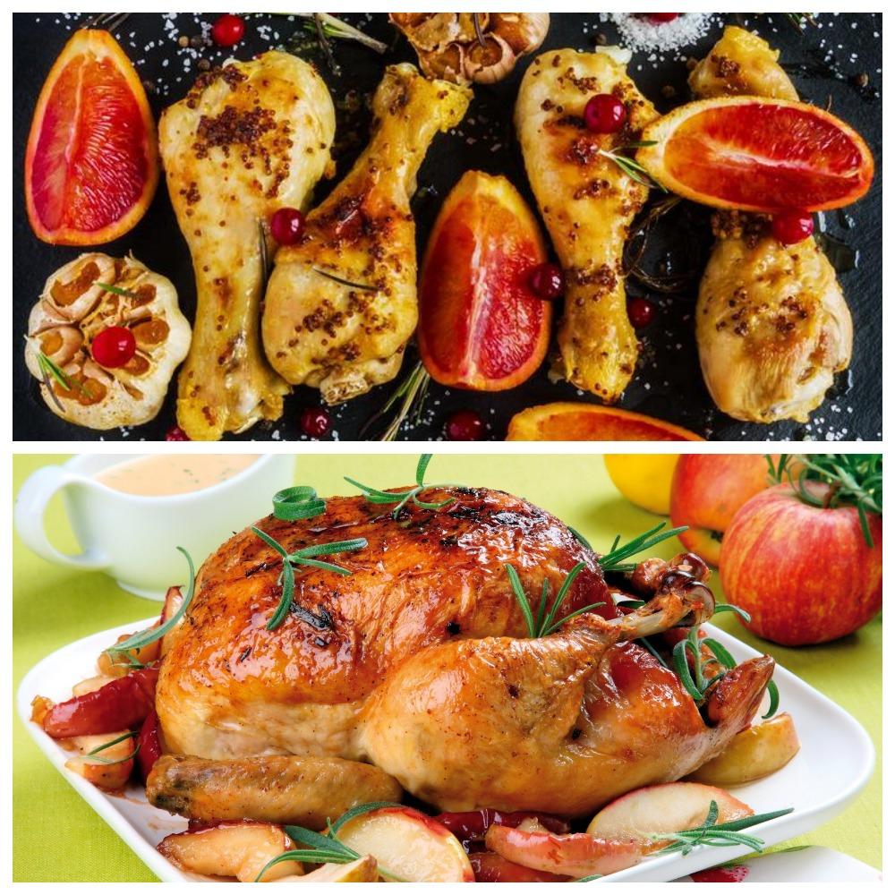Сколько хранится в холодильнике жареная курица