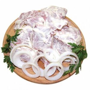 Мясо мариновааное в майонезе