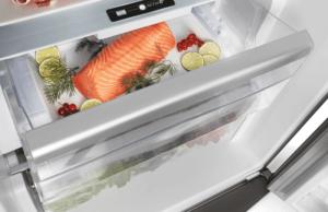 Рыба в холодильнике