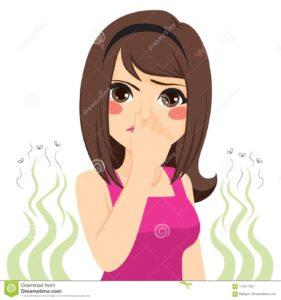 Плохо пахнет